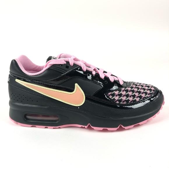 negozio online ca95a 6193f Nike Air Max Classic BW Pink Retro Shoes 309341061 NWT